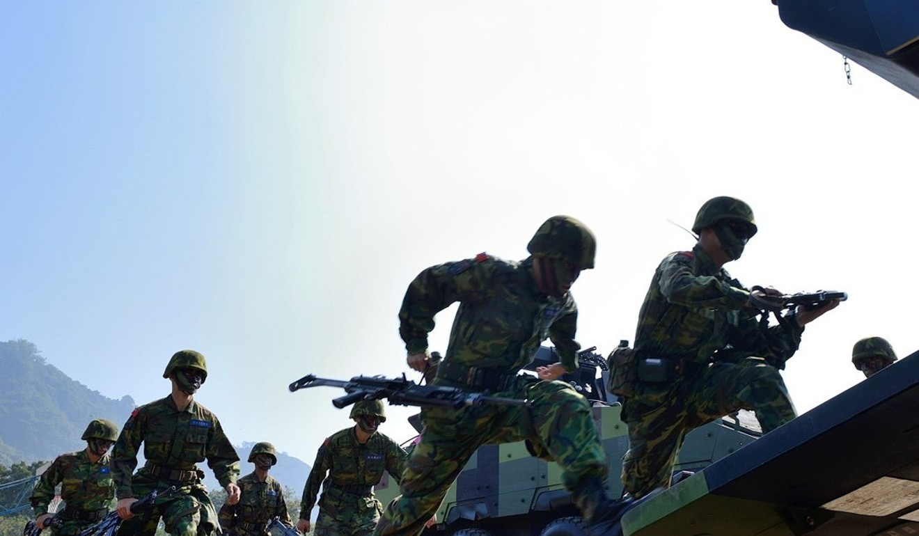 China says military exercises intended to threaten Taiwan | South