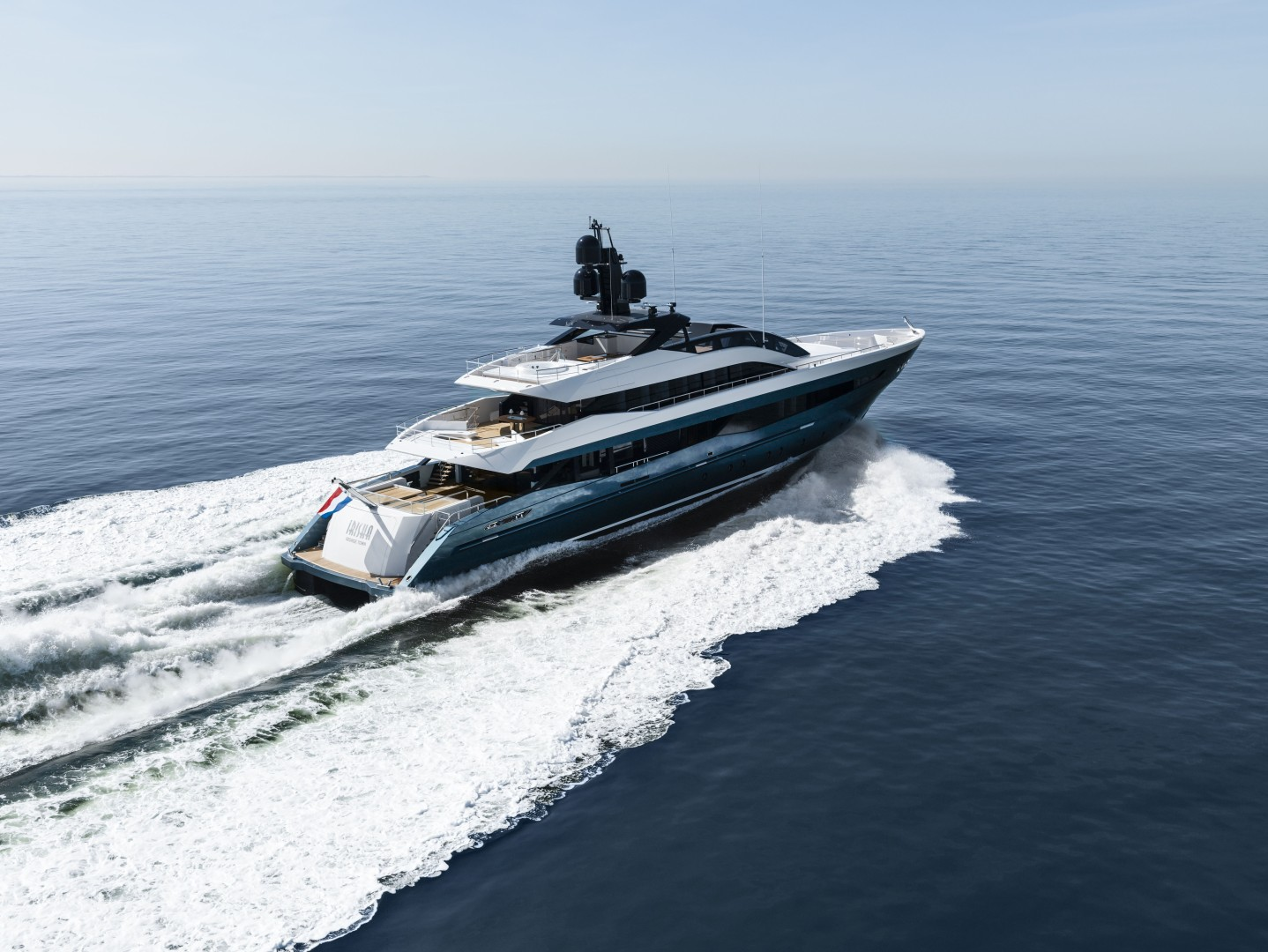 202d50beefde Showboat  billionaire NFL team owner Dan Snyder has first oceangoing Imax  cinema installed on new superyacht