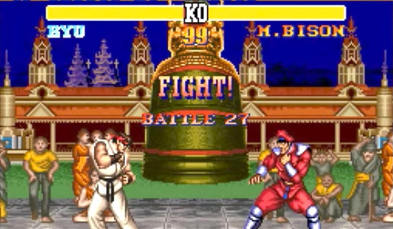 Street Fighter: a look at the video game's 31 years in the arena and