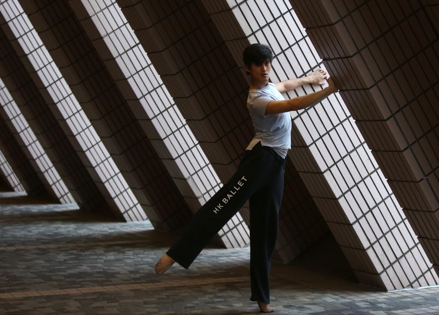 56f71b0b4 Filipino dancer for Hong Kong Ballet on his workout routine – sit ...
