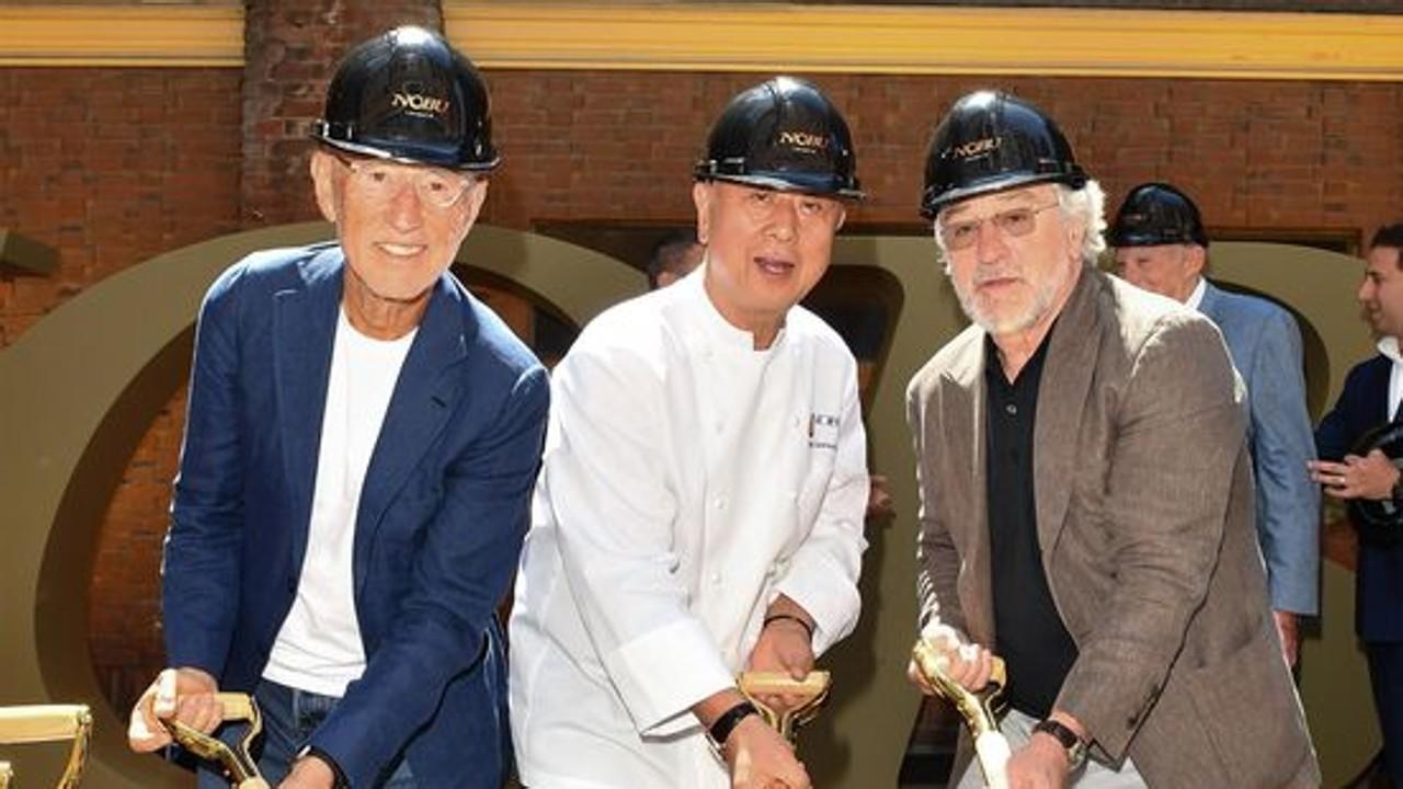9a1674e205795 De Niro s Nobu enters the condo market and aims for US 1 billion in sales  combining sushi