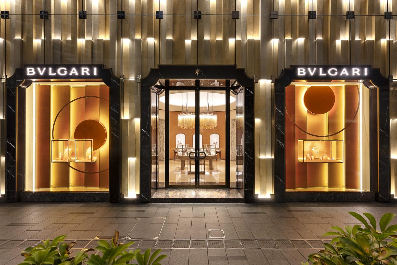 71ea69a3b7e3f Bulgari's renovated flagship store in Hong Kong reflects the glamorous  essence of Rome | South China Morning Post