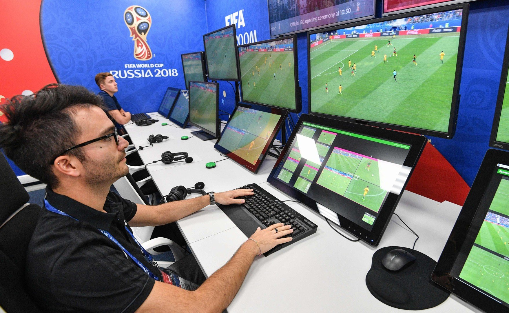 eec1073a543 Fifa World Cup  what is the video assistant referee (VAR)