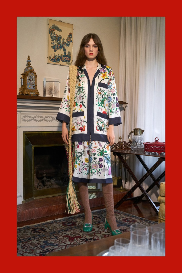 c46e805f632 Gucci s pre-autumn 2018 19 collection pays homage to Rome and horror films  director Dario Argento