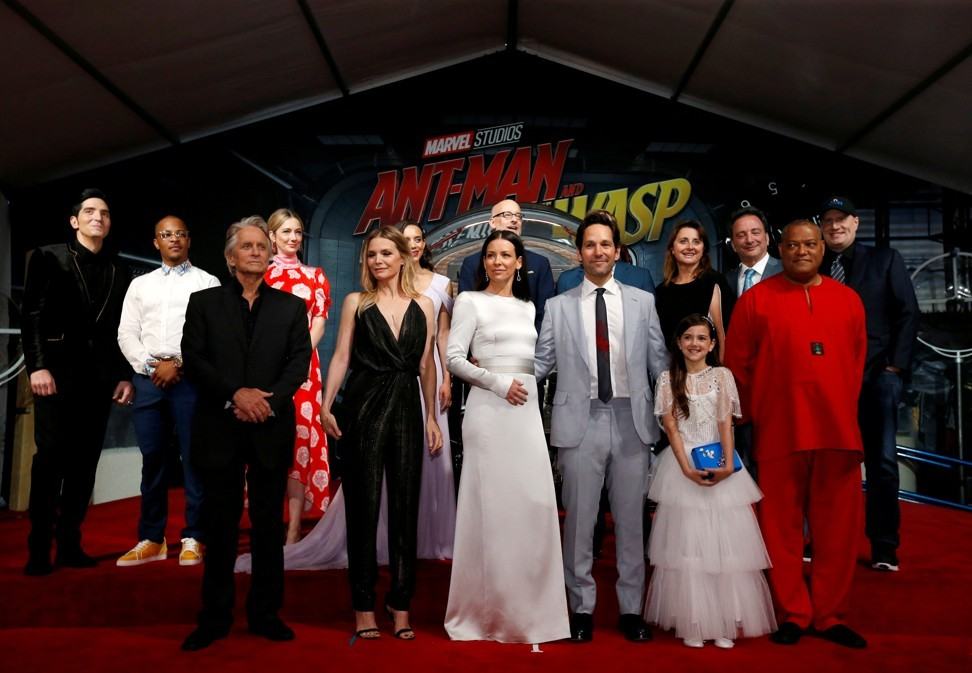 Will Paul Rudd's Ant-Man appear in the sequel to Marvel's 'Avengers