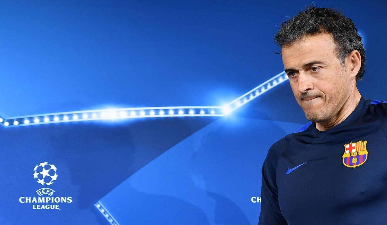 4ef92334233 Luis Enrique set to be named Spain coach after Hierro World Cup flop ...