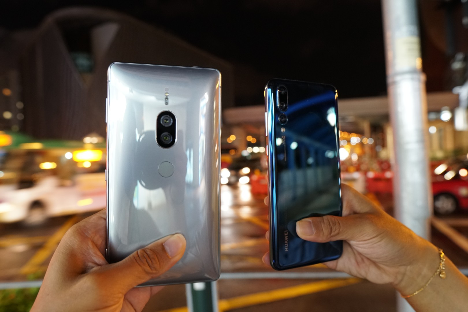 Phone camera face-off: Sony XZ2 Premium vs Huawei P20 Pro