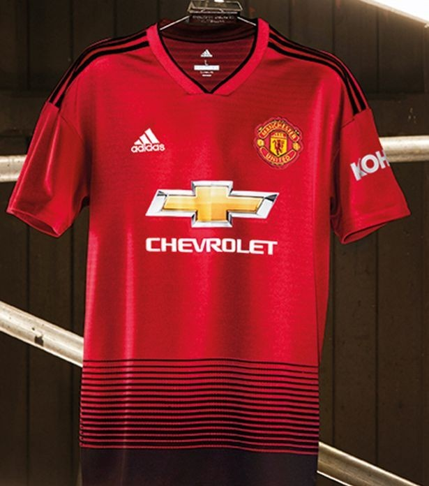e8871e7b2d1 Manchester United new kit 2018   rip off  price tag of £190 outrages fans