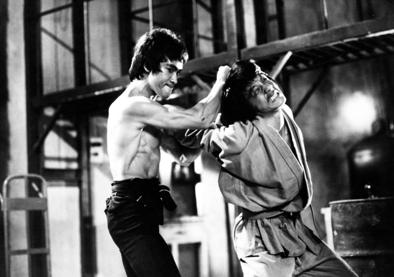 Jackie Chan on working for Bruce Lee: 'Everyone thought he