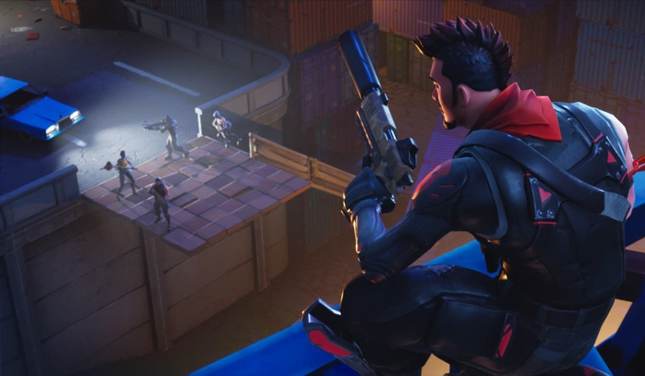How Free Game Fortnite With Skins And Cosmetics That Players Love Made Over A Billion Dollars In Five Months South China Morning Post