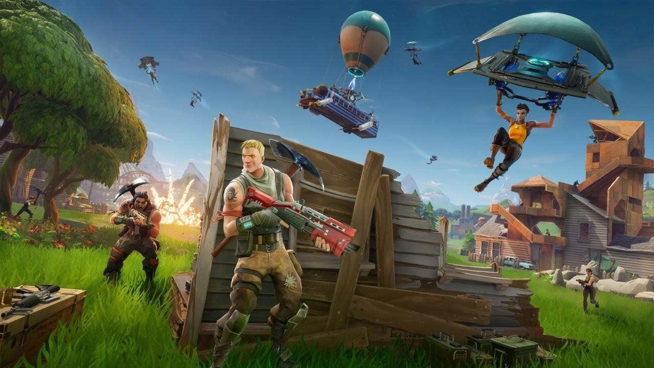 f941c398b7f4db How free game Fortnite