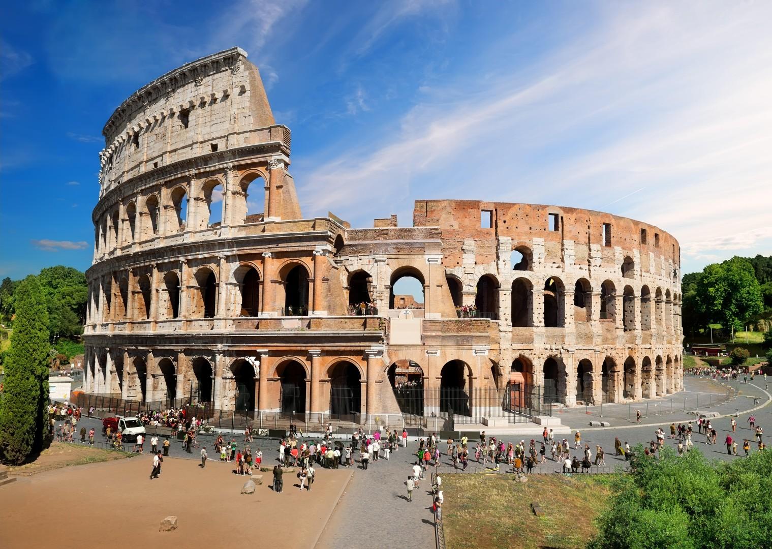 Sluts Rome models