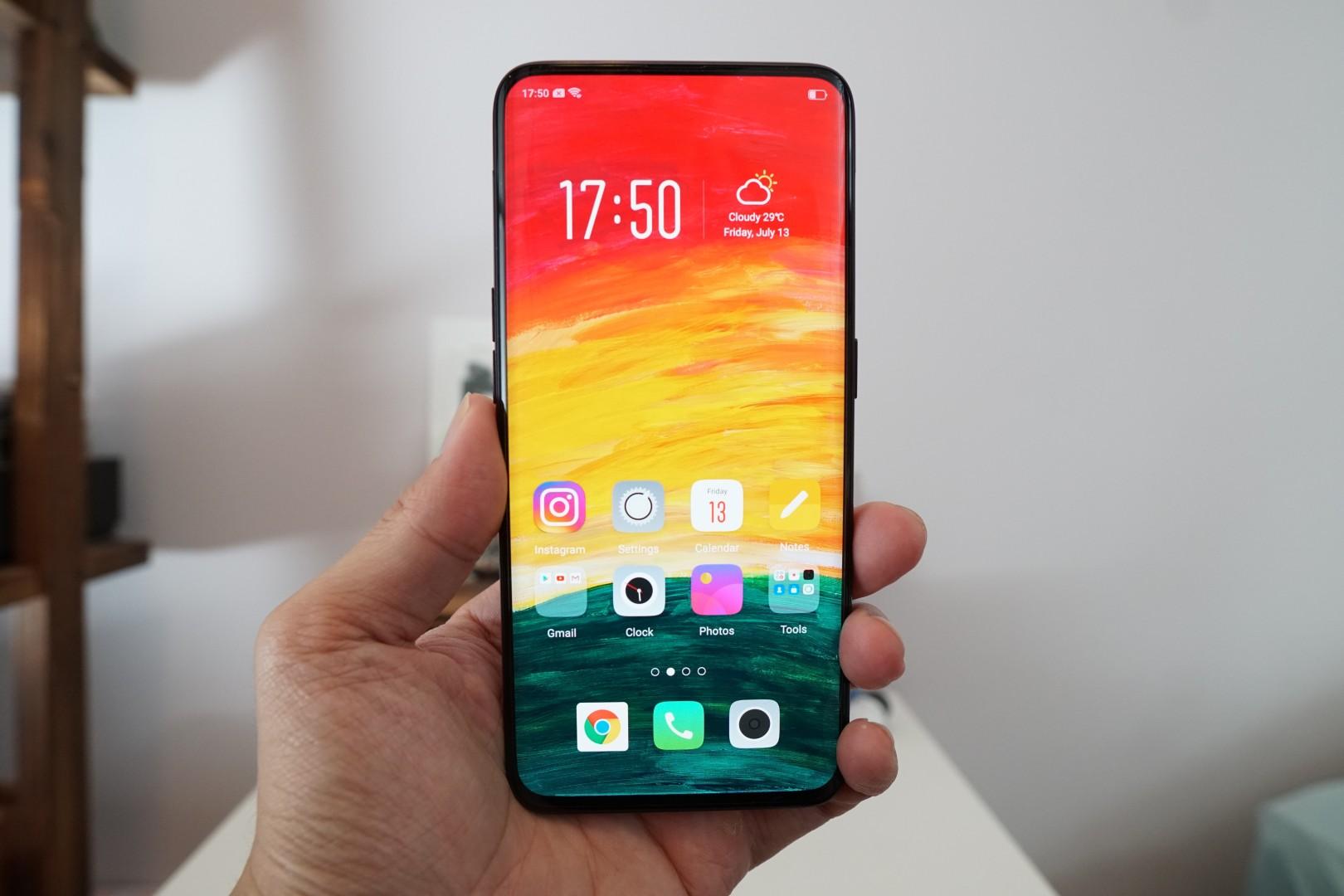 60587b82cfb World s most bezel-less phone