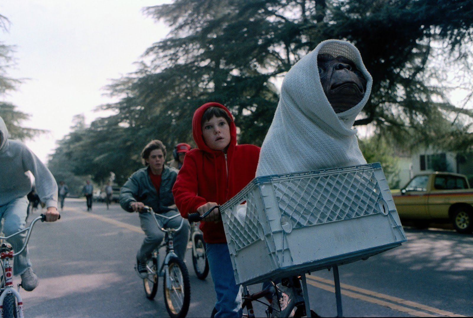 Why E.T. the Extra-Terrestrial is Steven Spielberg's most magical film    South China Morning Post