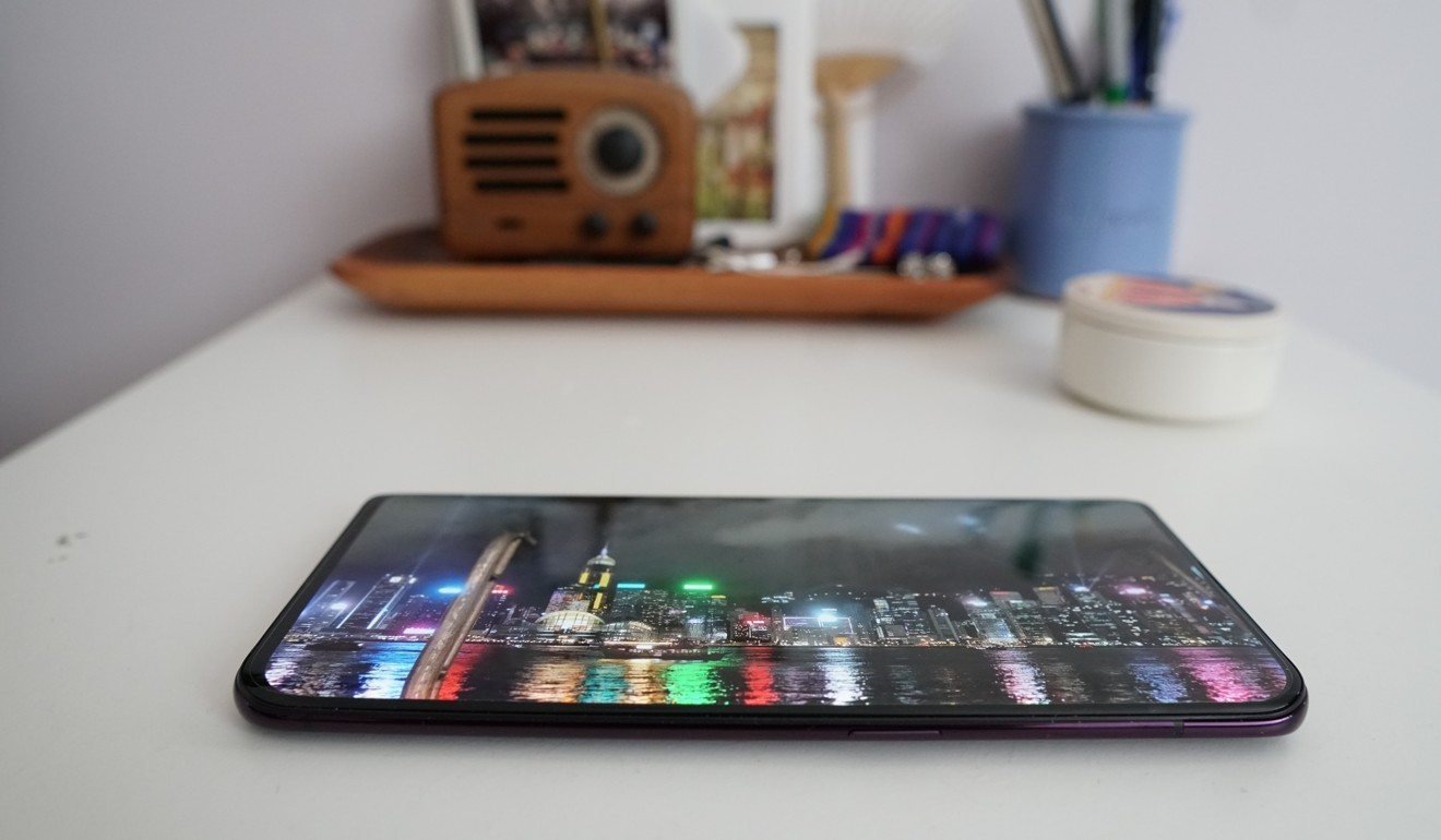 World s most bezel less phone oppo find is a truly daring