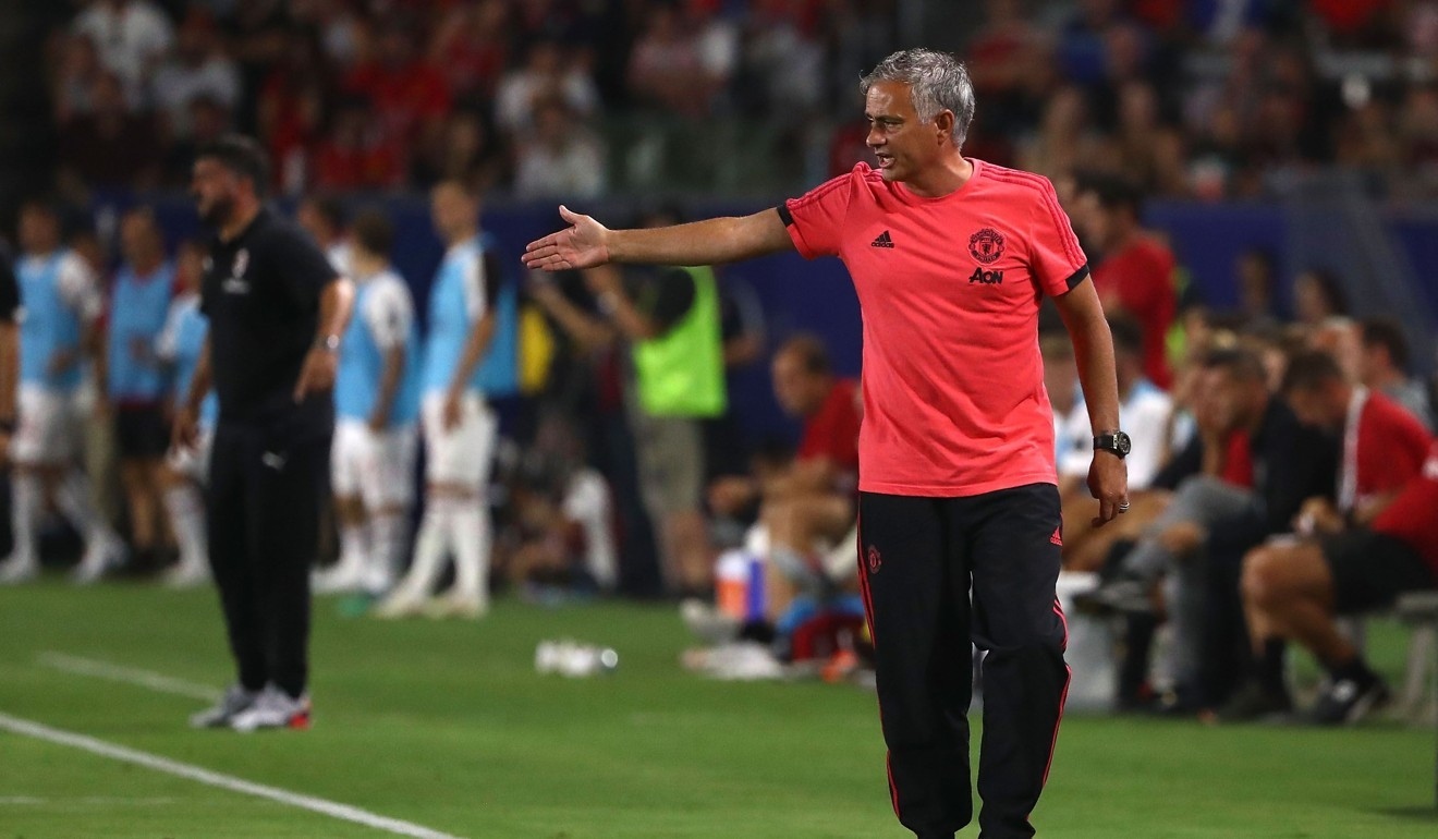c6eb5de5d26 Manchester United v Liverpool preview  Jurgen Klopp shrugs off Jose  Mourinho jibe ahead of clash