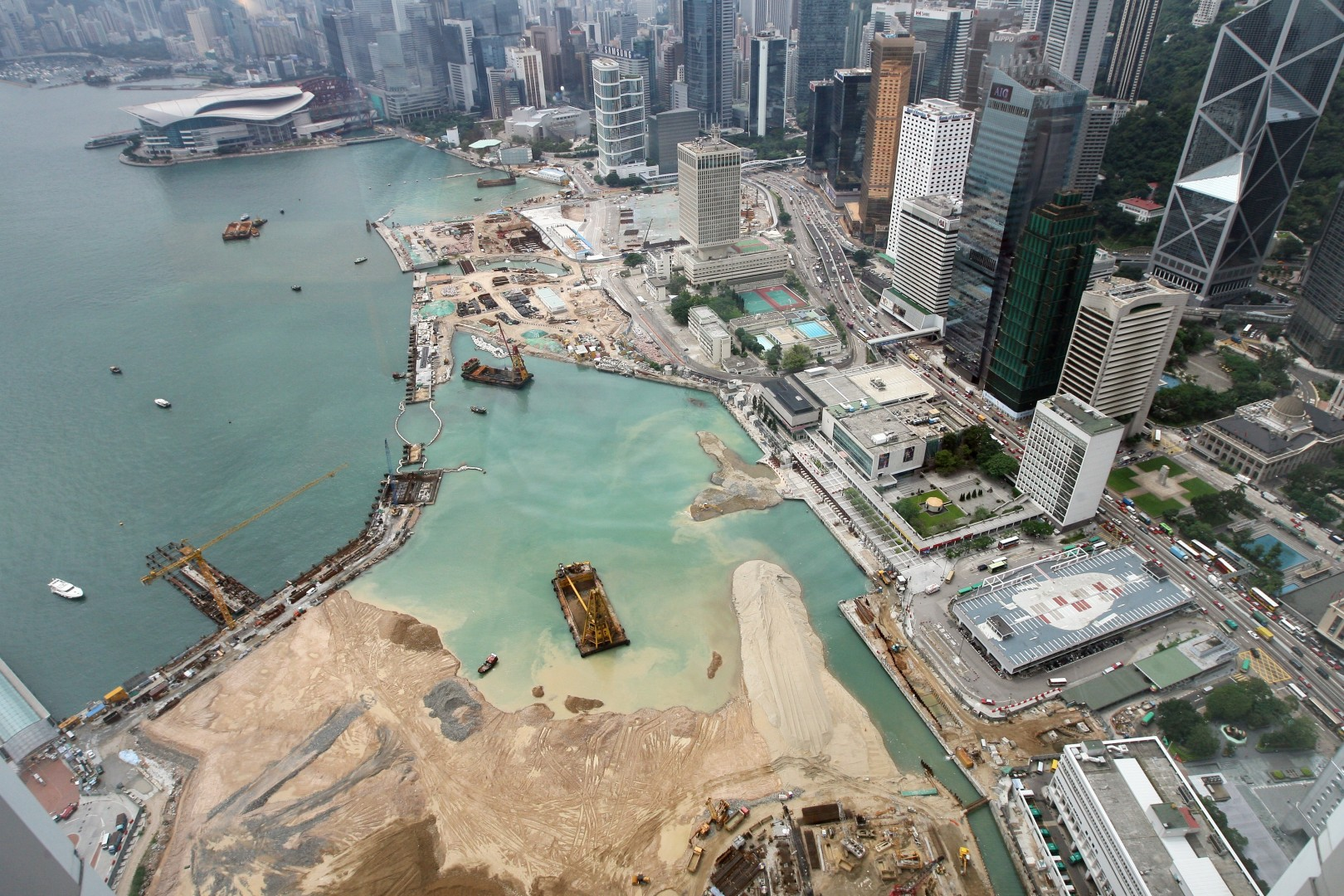 Hong Kong land reclamation explained: the good, bad and ugly