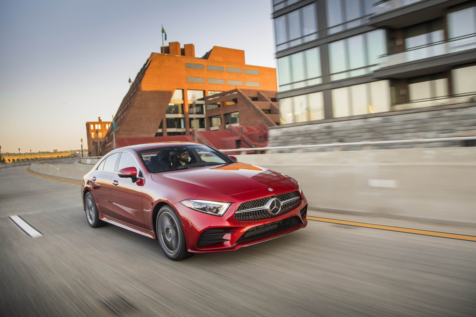 The 2019 Mercedes-Benz C-Class is a 'spa on wheels' | South China