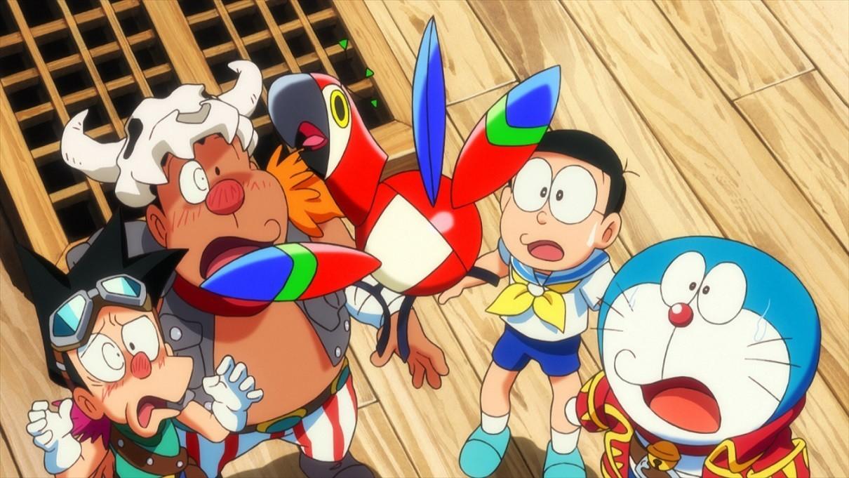 Doraemon the Movie: Nobita's Treasure Island film review