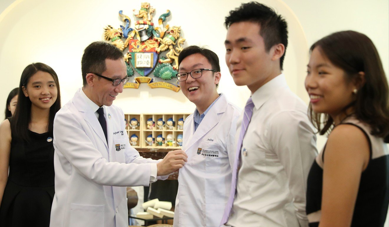 HKU to announce DSE exam score requirements for medical degree