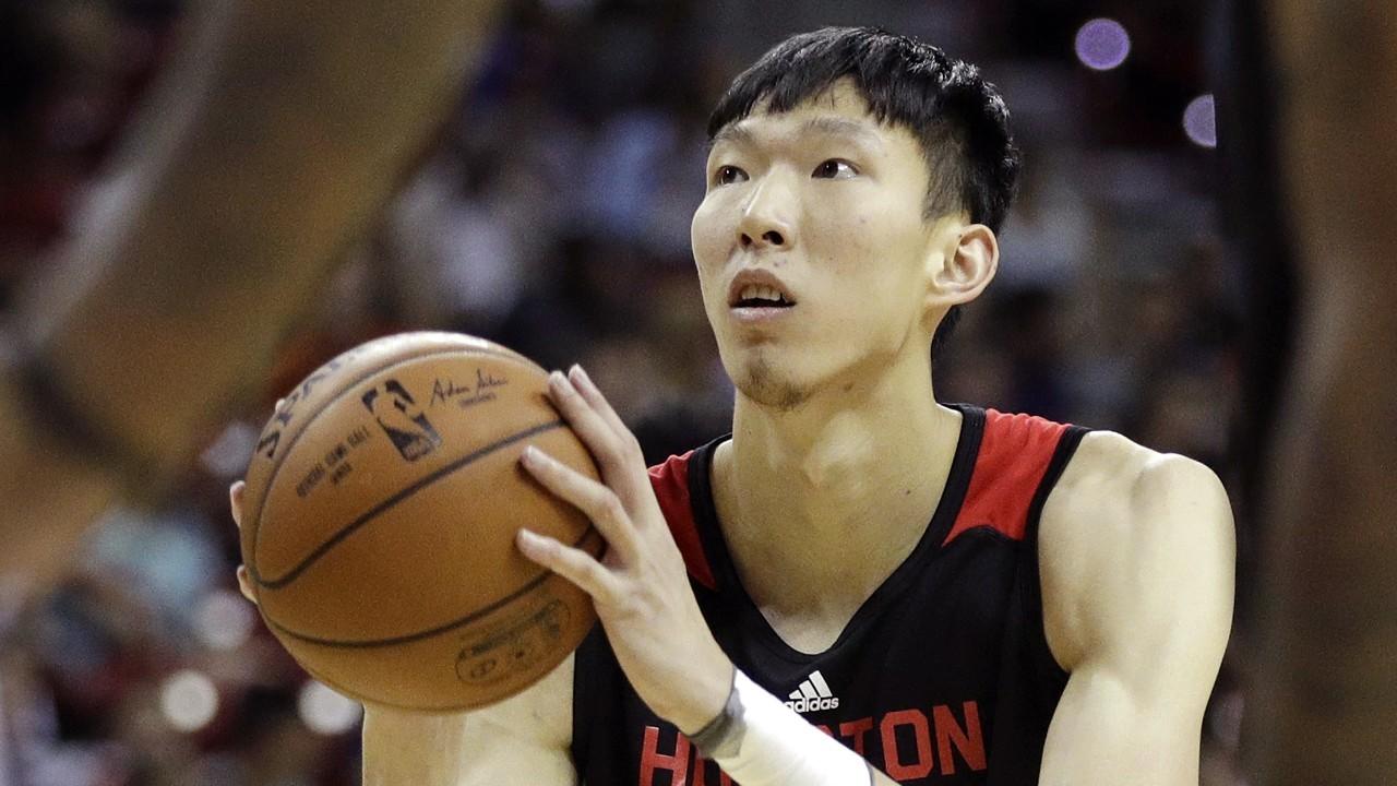 8ada93fd0221 Asian Games 2018  NBA U-turn means Jordan Clarkson of the Philippines will  meet China s Zhou Qi and Ding Yanyuhang