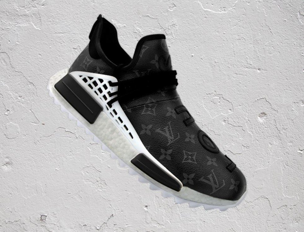 c3a4683b1 Louis Vuitton x adidas  Eclipse  NMD Hu puts other sneakers in the shade