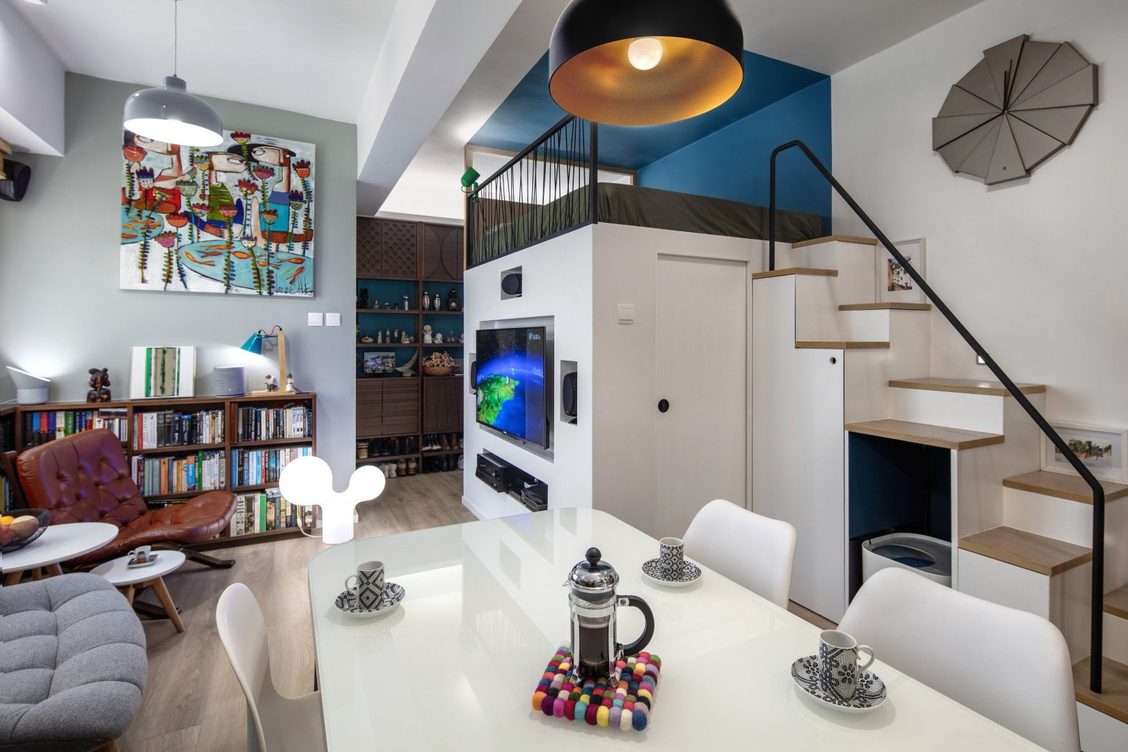 Inside A Hong Kong Micro Flat That Shows How To Make The Most Of Small E South China Morning Post