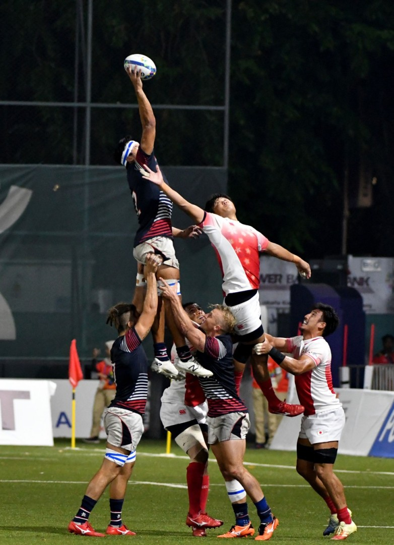 f173efd1668 Asian Games  Hong Kong cap an incredible campaign with long-awaited rugby  sevens gold on final night