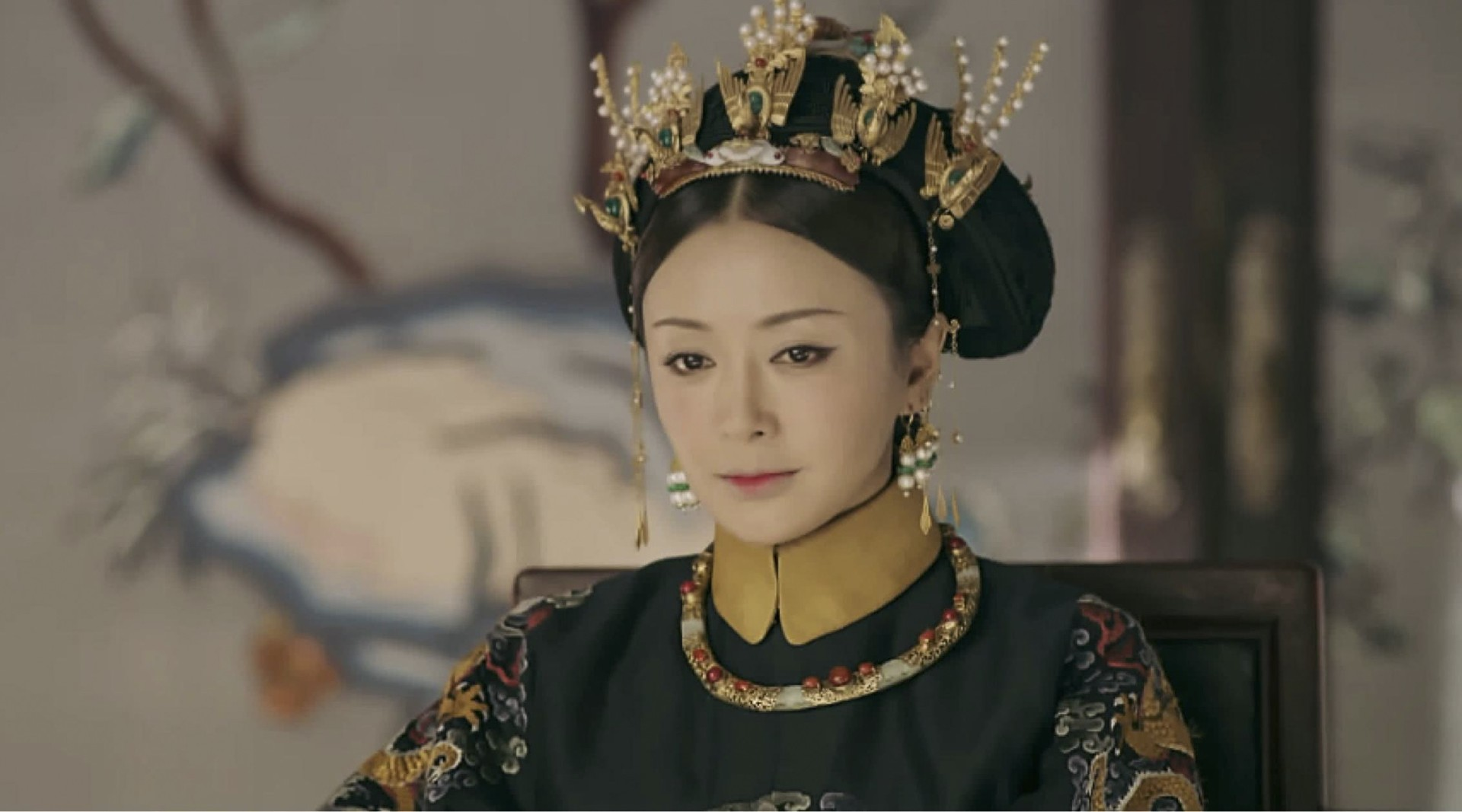 How one concubine rose to become a Chinese empress – by using the