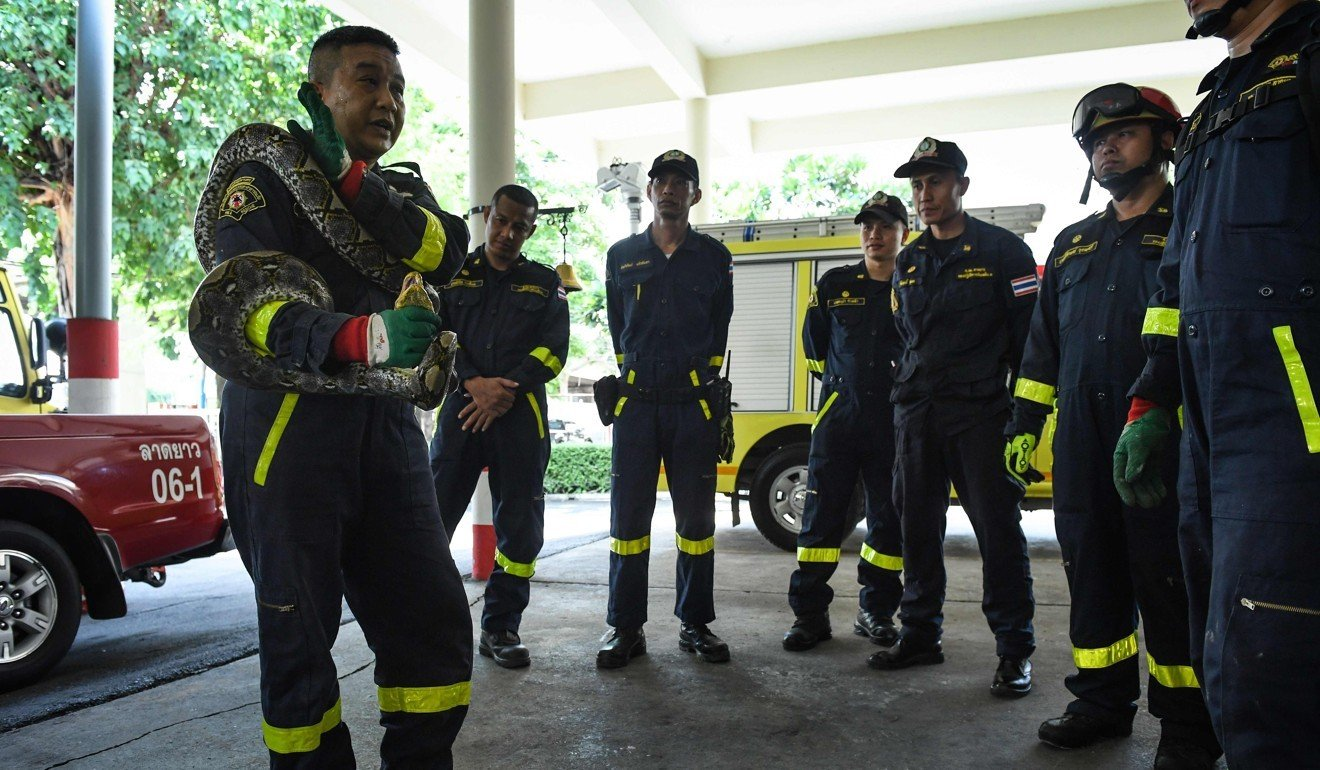 Bangkok fire department rarely attends fires – but there's a
