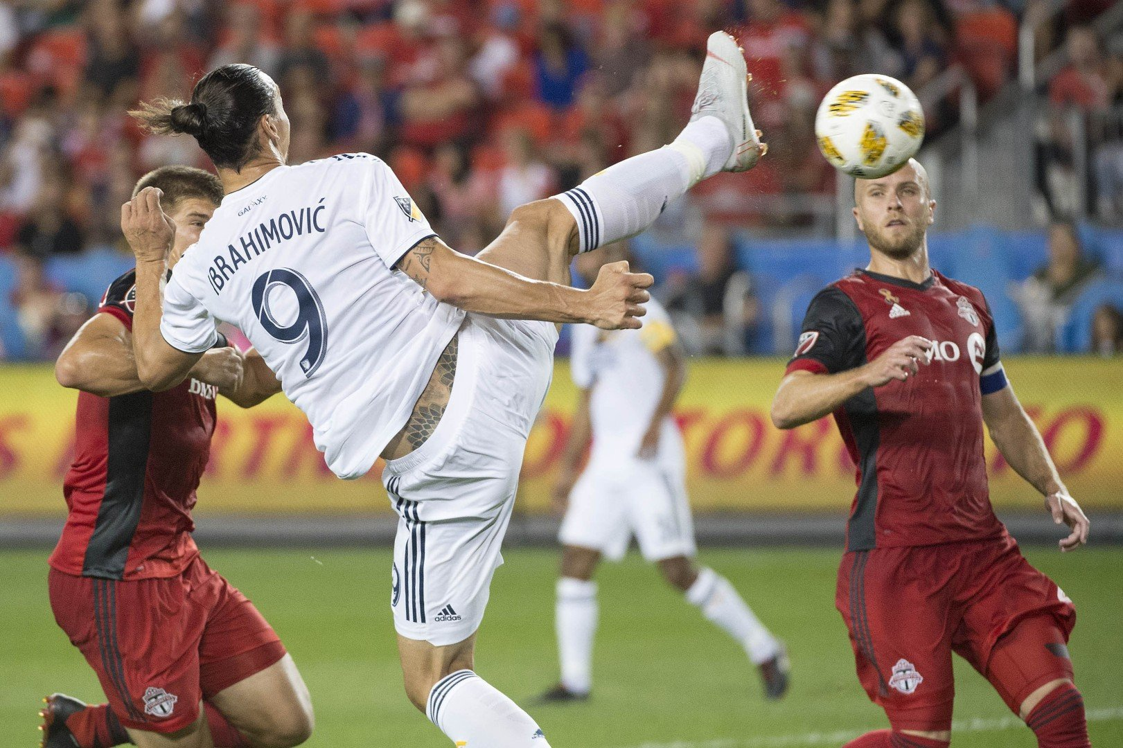 e35fd3bb1e4 Watch Zlatan Ibrahimovic's outrageous 500th career goal – 'So Shaolin  soccer wasn't just a movie?' | South China Morning Post