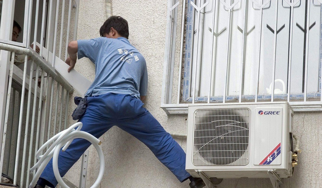 Can China keep the climate cool while its air-conditioning market