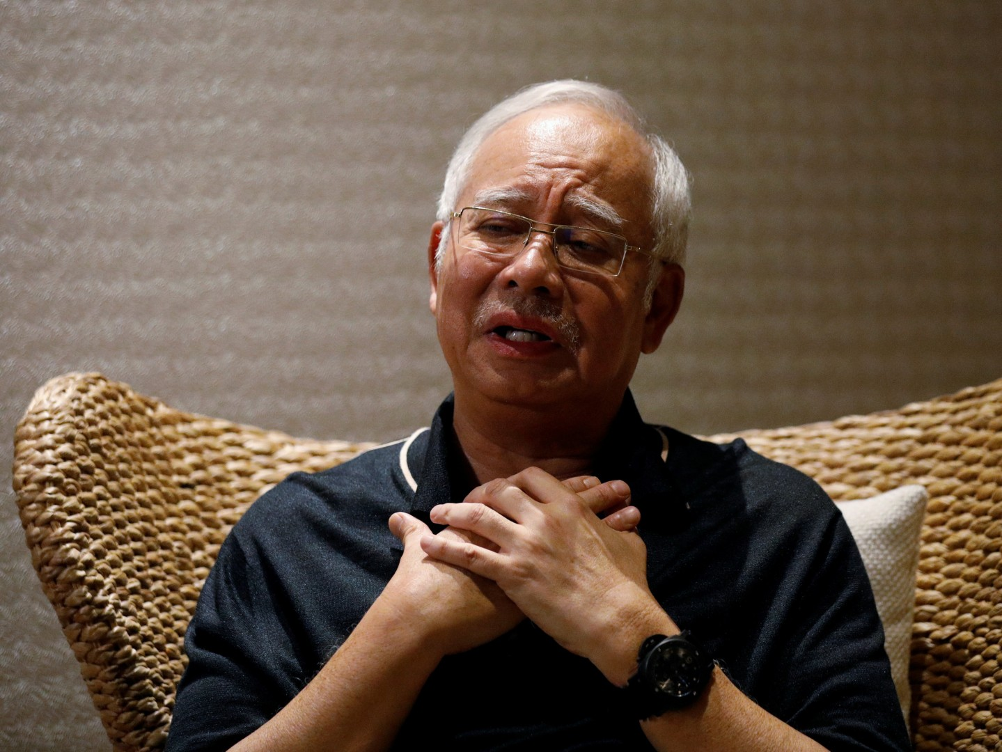 Malaysia's Najib faces life in jail, but is Jho Low the real