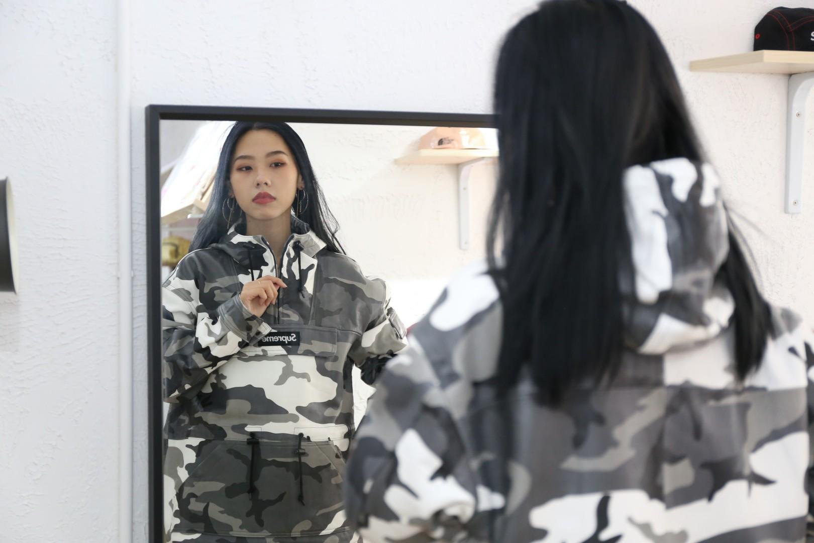 16a441aa2 Chinese millennials embrace Supreme streetwear brand
