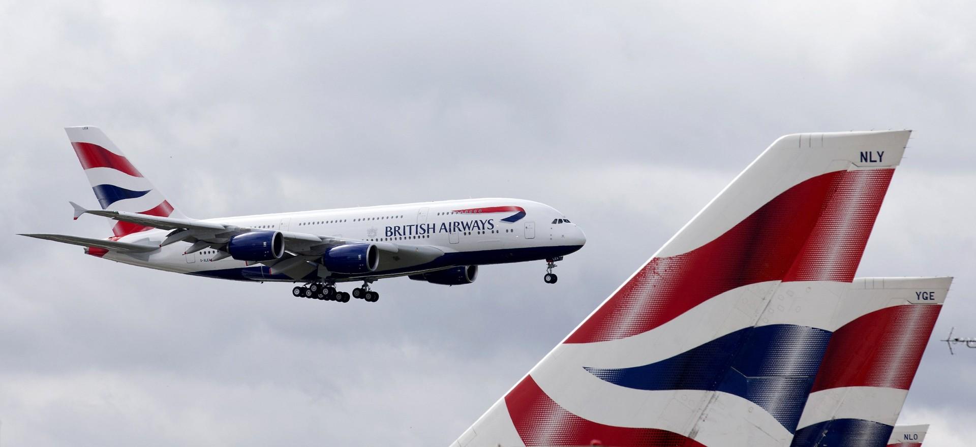 1974 British Airways bombing attempt