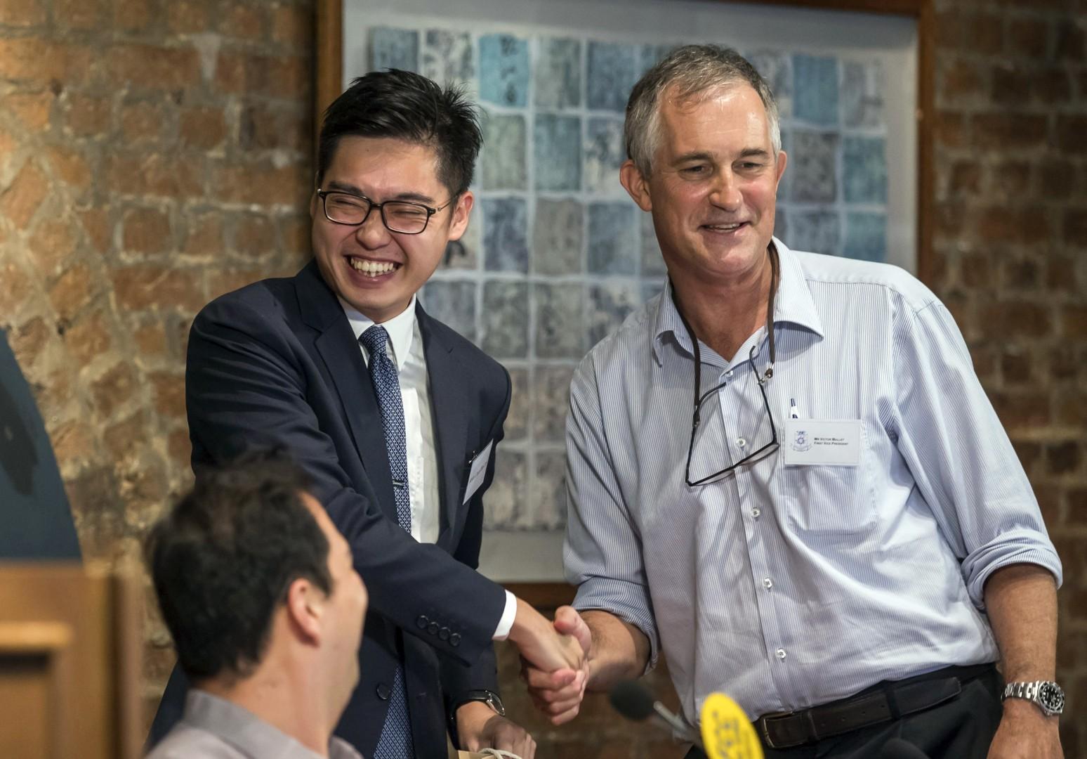 Backlash as Hong Kong denies v...
