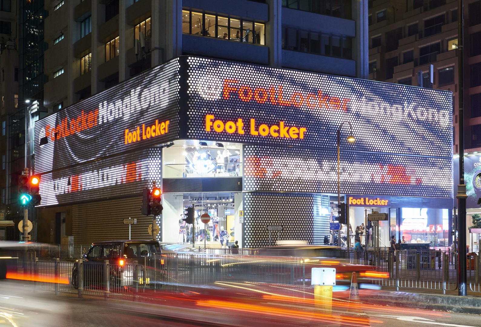 95dc71572ff Foot Locker launches a comeback in Hong Kong