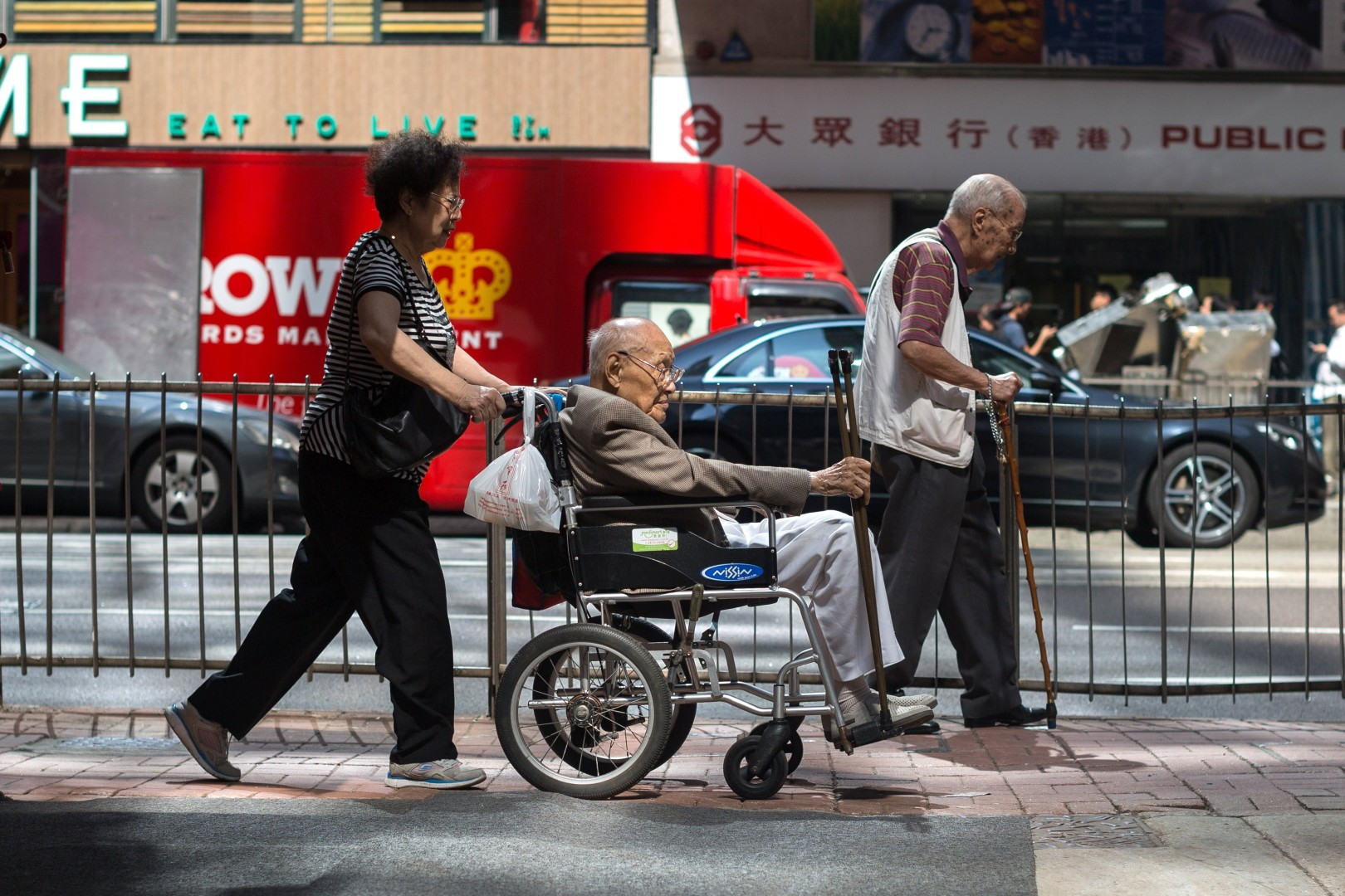 Ma Survey Finds Students With Emotional >> Hong Kong S Elderly Carers Are At A High Risk Of Physical And