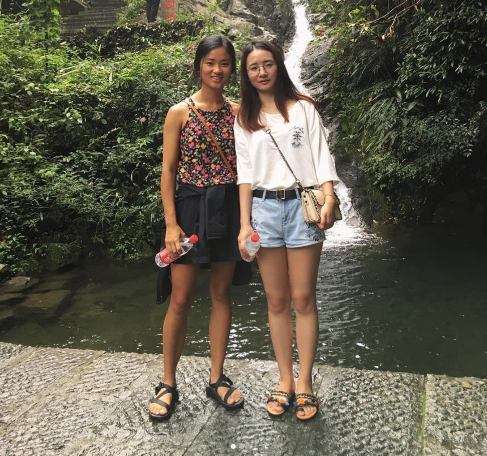 d2ea689b5 One year on: adopted girl, reunited with birth parents on a Hangzhou  bridge, returns to China to teach English, learn about herself | South  China Morning ...