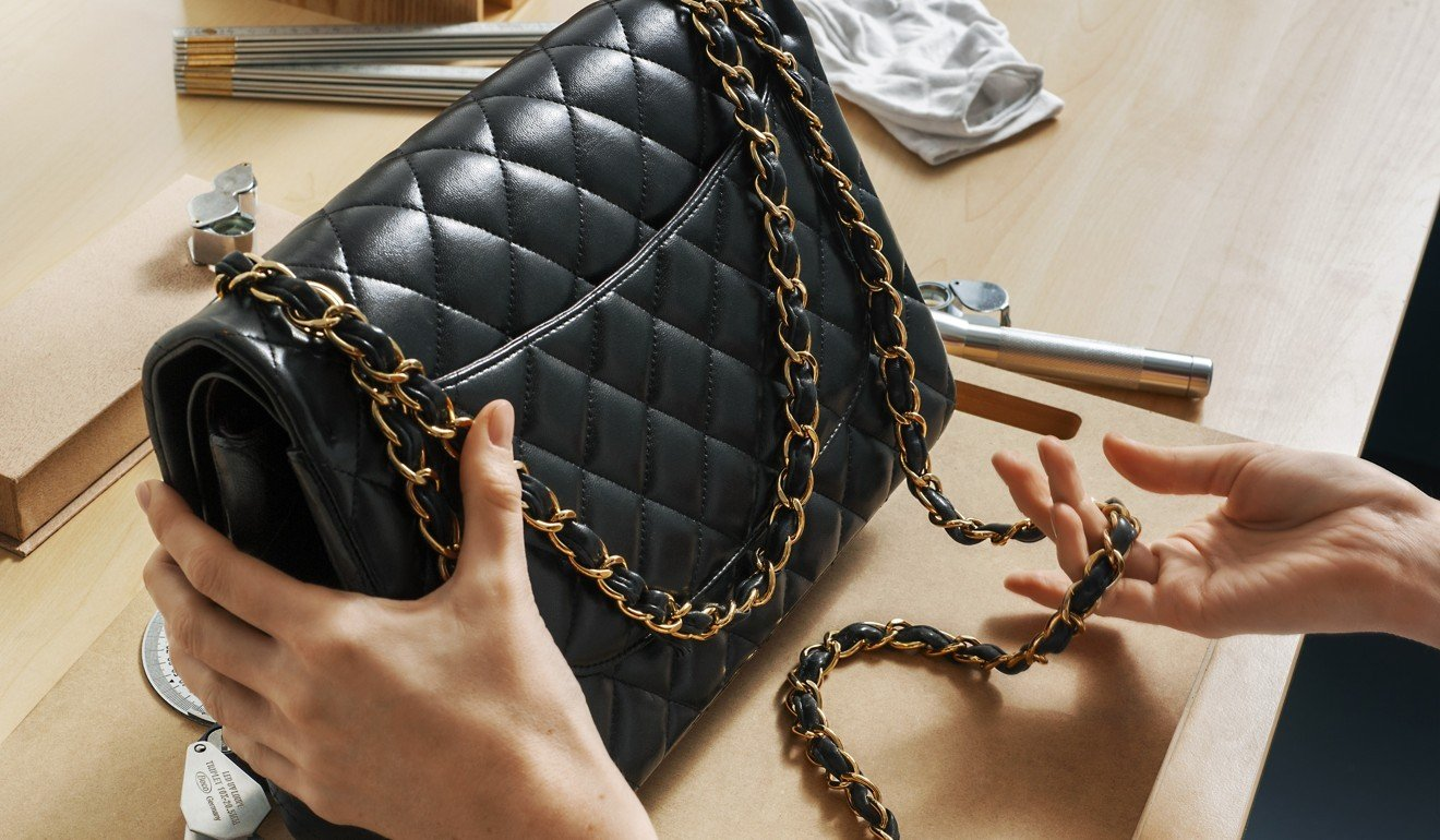 3bb6af3f87091b How to spot fake Chanel and Hermès bags – expert gives her top tips on what  to look out for | South China Morning Post