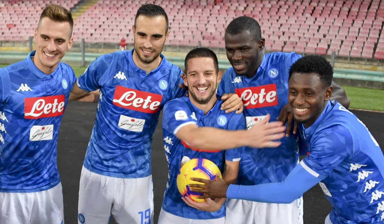 dacba90561d Belgium striker Dries Mertens would consider China move after contract is  up with Napoli