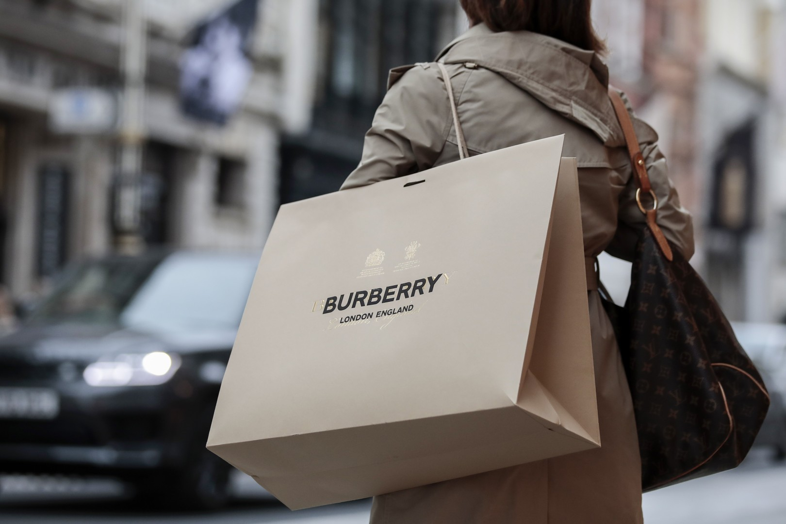 fef45139f8a5 Burberry s new designer transforms the storied brand with new logo and  monthly digital product debuts