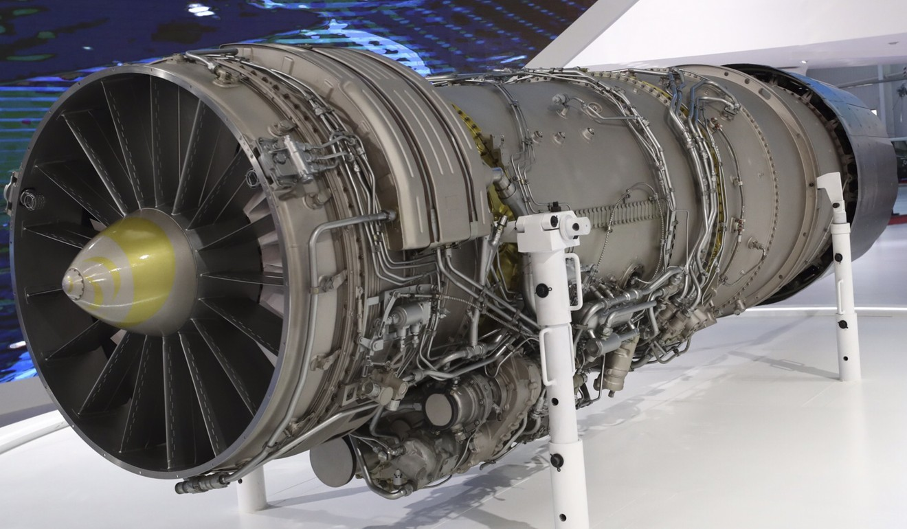 China's new jet engine suddenly takes air combat in a whole new