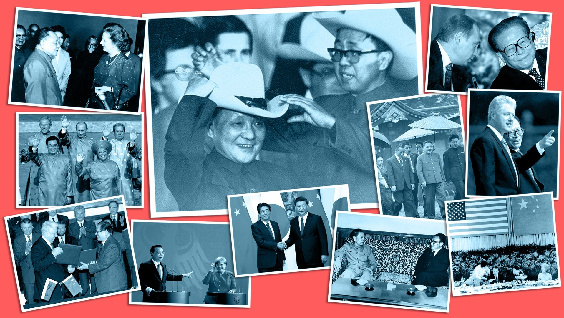 Over 40 Years Of Diplomatic Drama A Rising China Opens Up To And