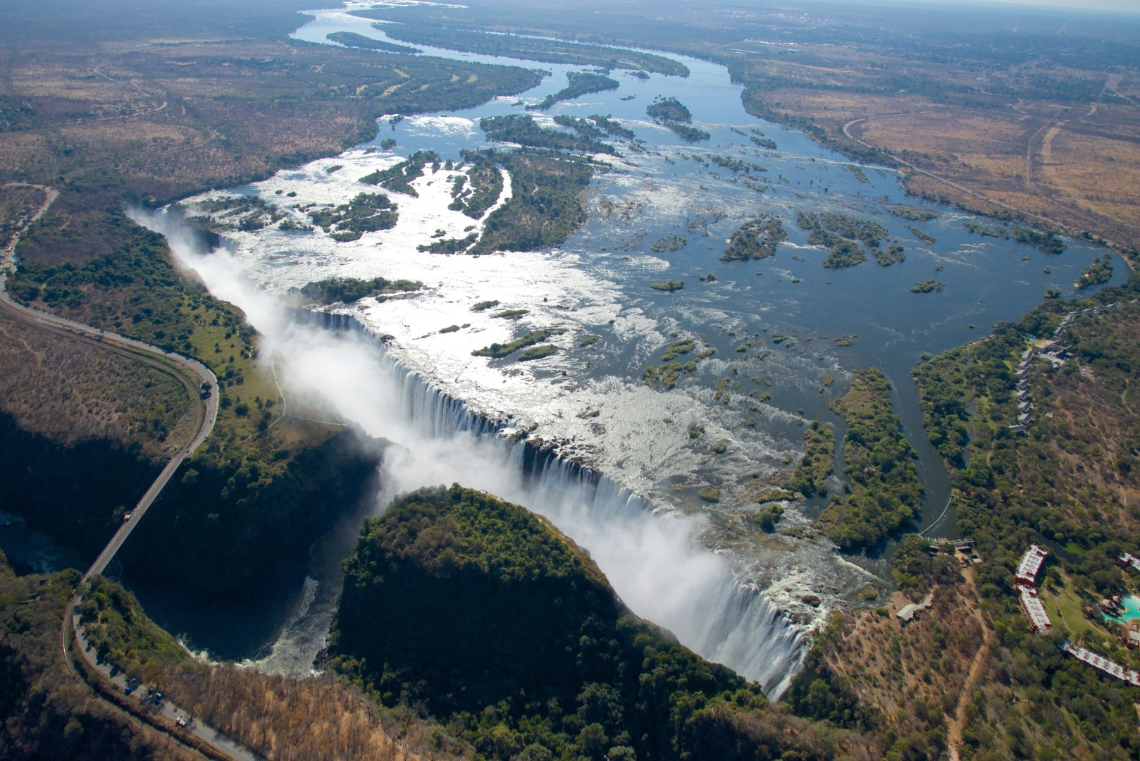 Africa S Victoria Falls The Good Bad And Ugly Sides To