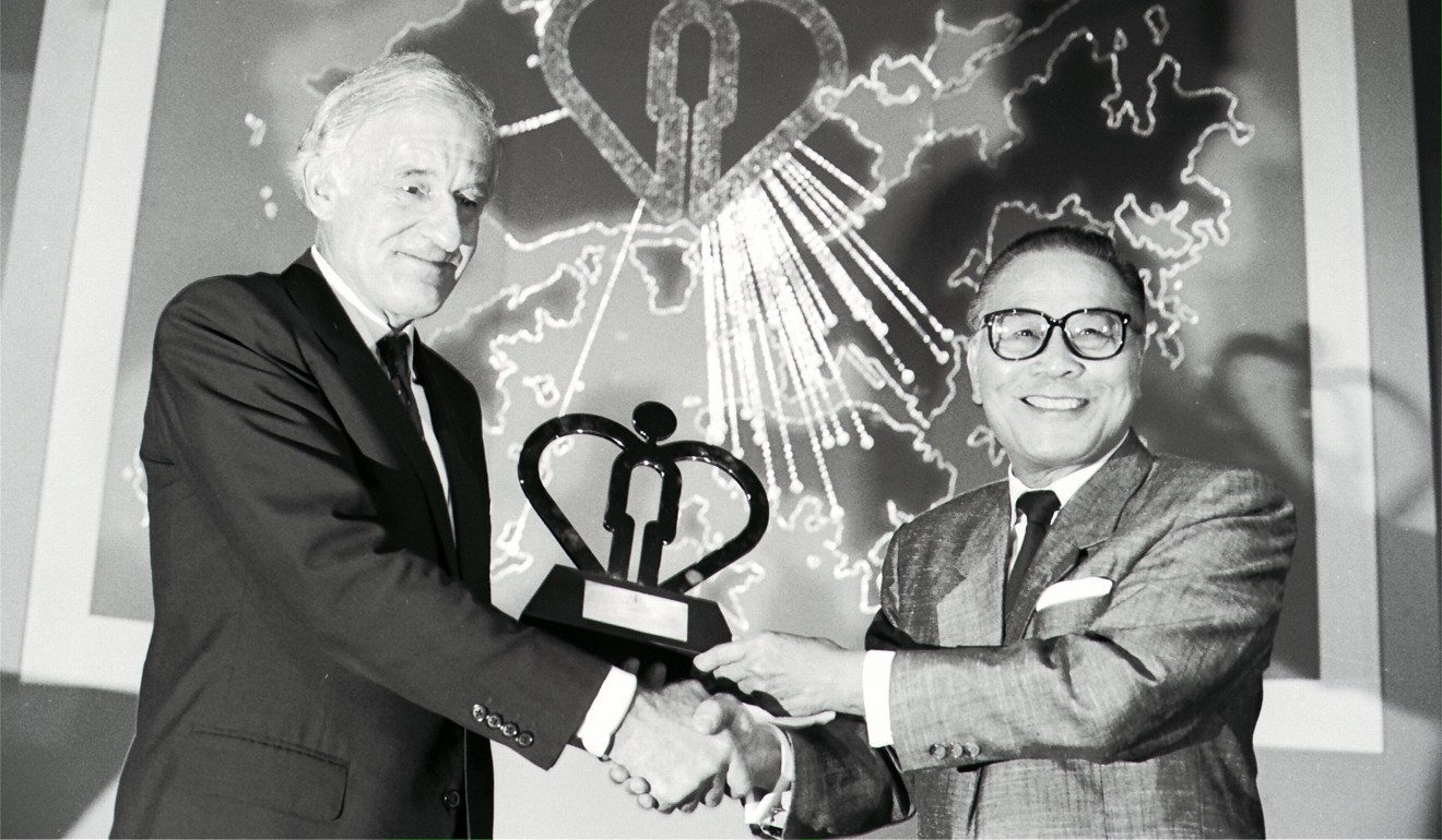Chung Sze-yuen, the voice of Hongkongers in the British colonial