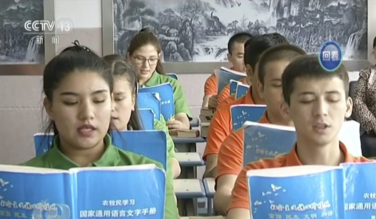 Xinjiang Uygurs: China boasts of its protection and support for
