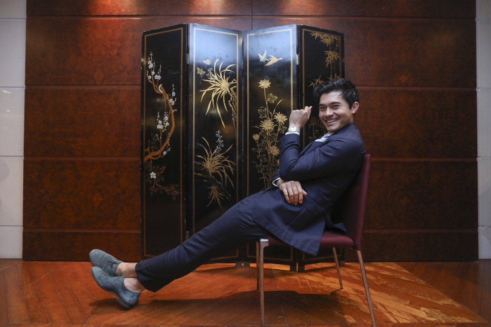 b196a093e9d Crazy Rich Asians  Henry Golding on the insanity of fame