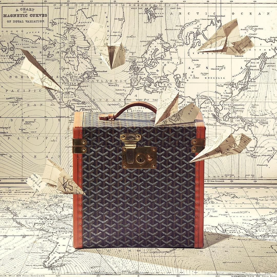 5dfdcb27963e Shh! Why so few people know about Goyard, the favourite brand of the  world's richest people   South China Morning Post