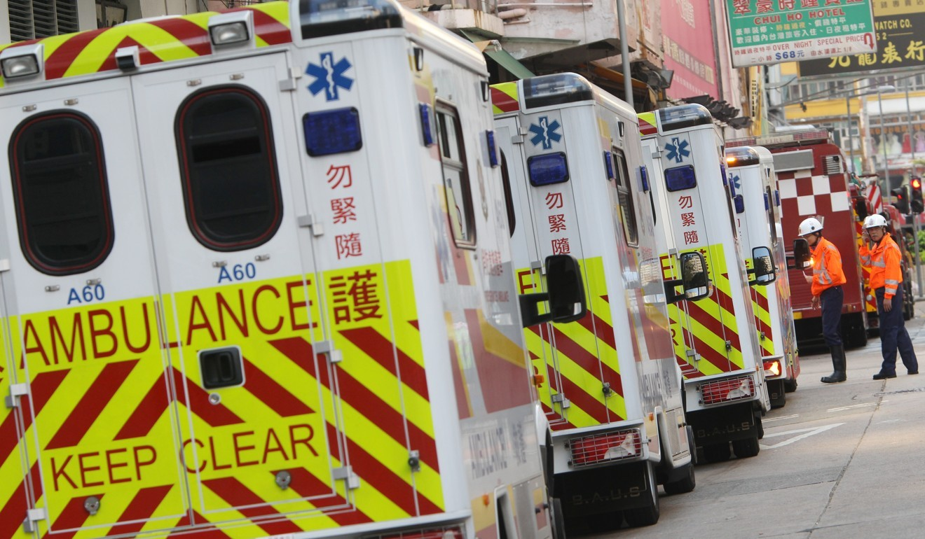 Hong Kong's ambulance services are busier than ever, but abuse of